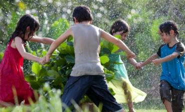 Сфери на развитие на децата на 8 годиниДвигателно развитиеИма по-дълги ръце, по-добри ...